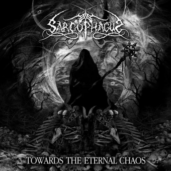 The Sarcophagus - Towards the Eternal Chaos - CD