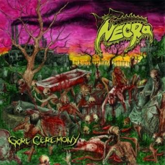 Necro - Gore Ceremony - LP