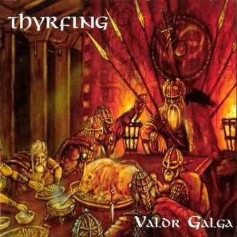 Thyrfing - Valdr Galga - CD