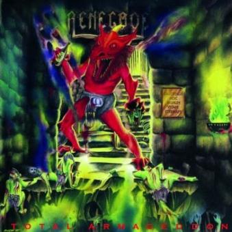 Renegade - Total armageddon + Demo 1985 - LP