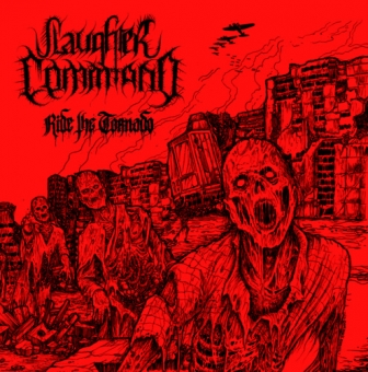 Slaughter Command - Ride the Tornado - LP