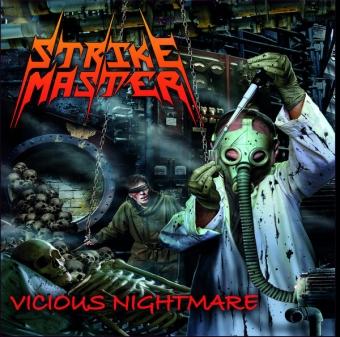 Strikemaster - Vicious Nightmare - LP