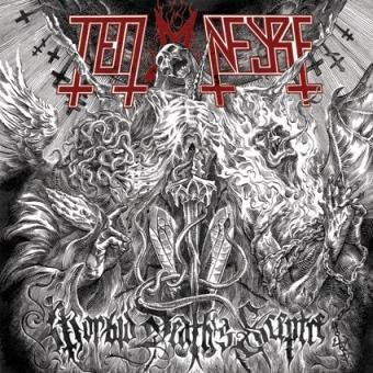 Teitanfyre - Morbid Deaths Sceptre - LP