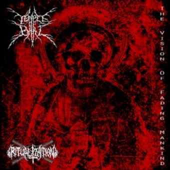 Temple Of Baal / Ritualization - Split LP