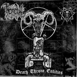 Throneum - Death Throne Entities - LP