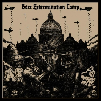 V/A - Beer Extermination Camp - A Beerhammer Compilation - LP