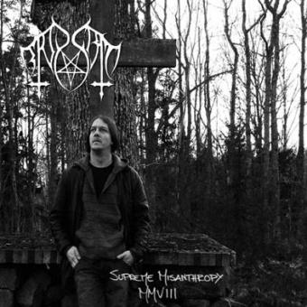 Blodsrit - Supreme Misanthropy MMVIII - DigiCD