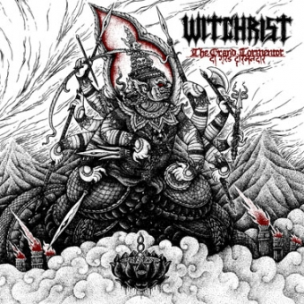Witchrist - The Grand Tormentor - DLP