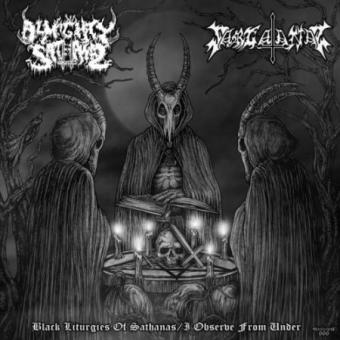 Almighty Sathanas / Sargatanas - Split EP