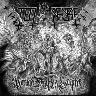Teitanfyre - Morbid Deaths Sceptre - CD