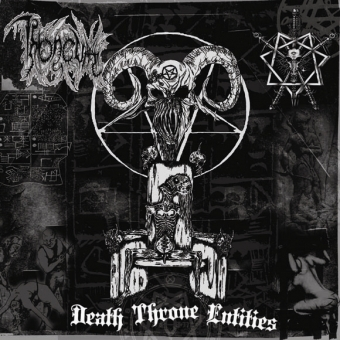 Throneum - Death Throne Entities - CD