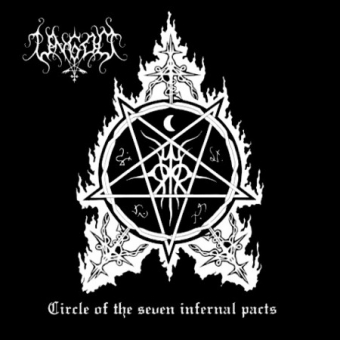 Ungod - Circle of the Seven Infernal Pacts - CD
