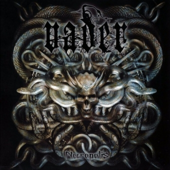 Vader - Necropolis - CD+DVD