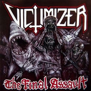 Victimizer - The Final Assault - CD