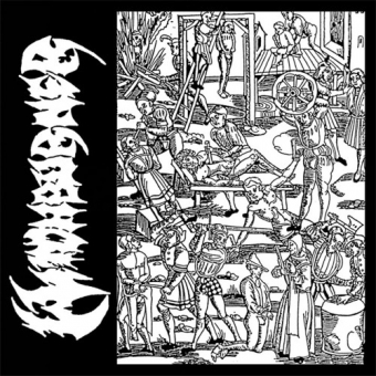 Witchburner - Witchburner / Blasphemic Assault - DigiCD