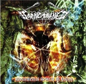 Horncrowned - Monumental Rebirth of Satan - EP