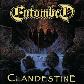 Entombed - Clandestine - CD