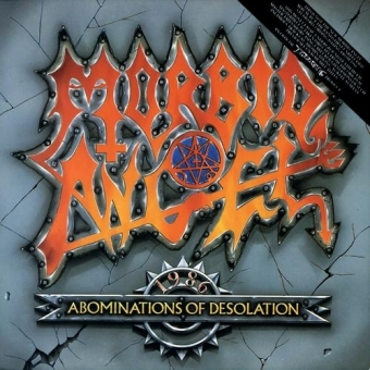 Morbid Angel - Abominations Of Desolation - CD