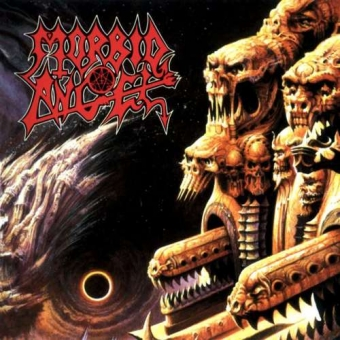 Morbid Angel - Gateways To Annihilation - CD
