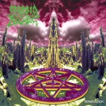 Morbid Angel - Domination - DigiCD