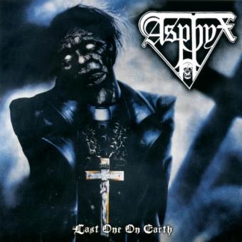 Asphyx - Last One on Earth (+Bonus) - CD