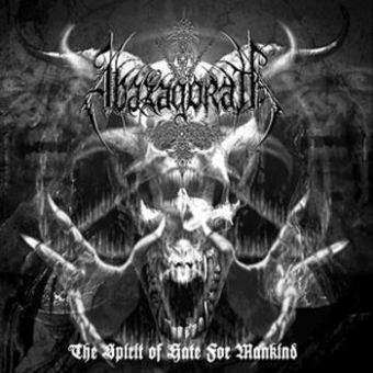 Abazagorath - The Spirit of Hate for Mankind - EP