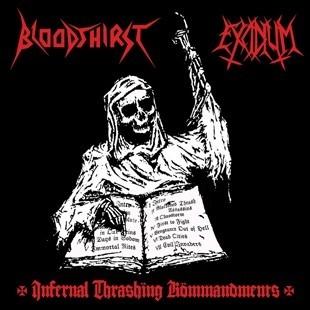 Bloodthirst / Excidium - Split-CD