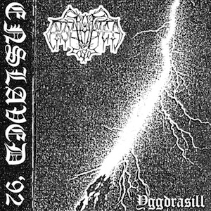Enslaved - Yggdrasill - CD