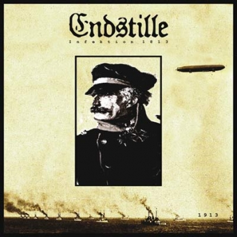 Endstille - Infektion 1813 - CD