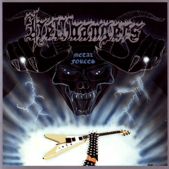 V/A - Hellbangers Metal Forces - CD