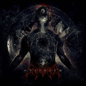 Enthroned - Obsidium - LP