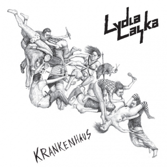 Lydia Laska - Krankenhaus - Digisleeve-CD