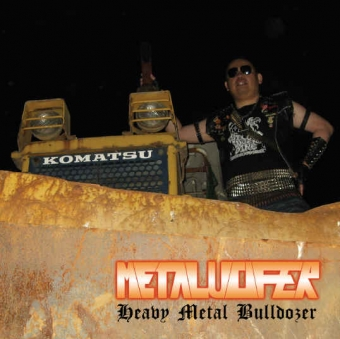 Metalucifer - Heavy Metal Bulldozer - CD