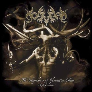 Nomad - The Independence of Observation Choice - CD