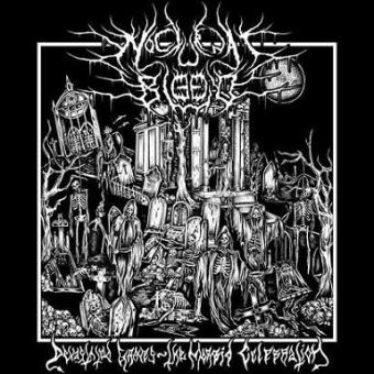 Nocturnal Blood - Devastated graves-The morbid celebration - CD