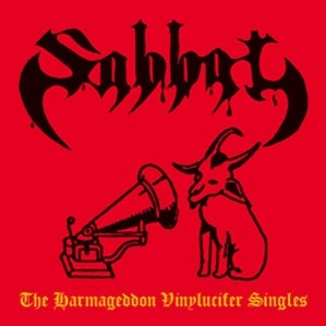 Sabbat - The Harmageddon Vinylucifer Singles - CD