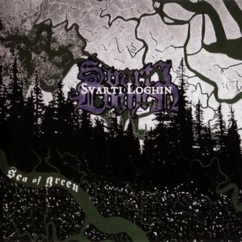 Svarti Loghin - Sea of Green - CD