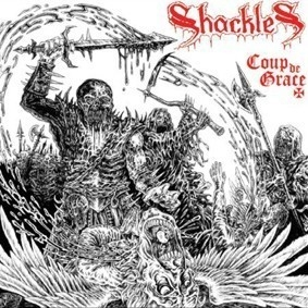 Shackles - Coup de Grace - CD