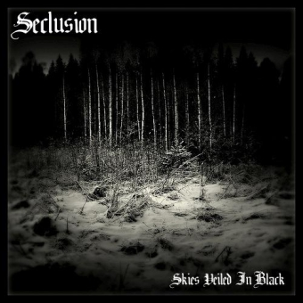 Seclusion - Skies Veiled In Black - CD