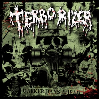 Terrorizer - Darker Days Ahead - CD