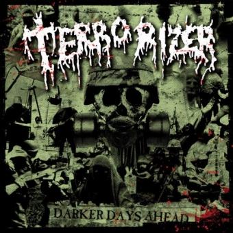 Terrorizer - Darker Days Ahead - CD