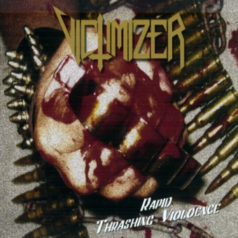 Victimizer - Rapid Thrashing Violence - CD