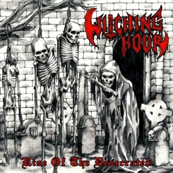 Witching Hour - Rise of the Desecrated - CD