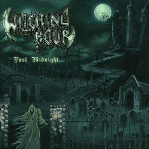 Witching Hour - Past Midnight... - CD