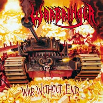 Warbringer - War Without End - CD