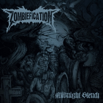 Zombiefication - Midnight Stench - DigiCD
