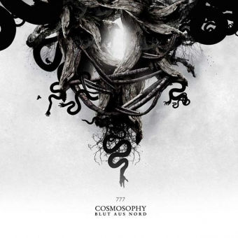 Blut aus Nord - 777 - Cosmosophy - DigiCD