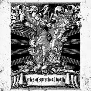 Glorior Belli / Creeping - Rites of Spiritual Death - Split LP