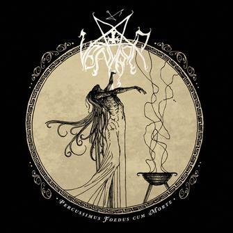 Veneror - Percussimus Foedus cum Morte - CD