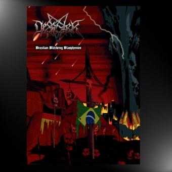 Desaster - Brazilian Blitzkrieg Blasphemies - DVD